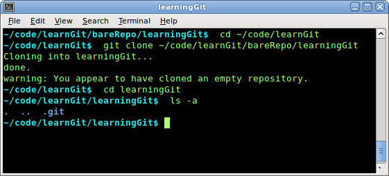 Using Git Example Genome Analysis Wiki